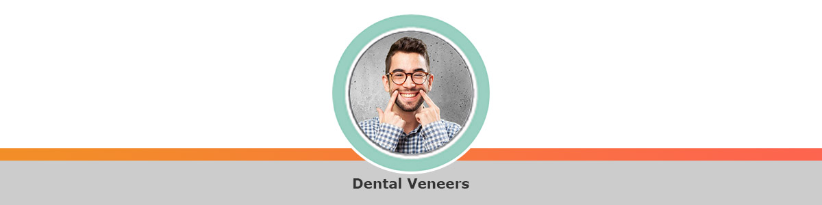 Dental veneers give you a flawless smile